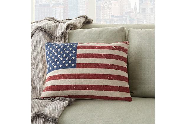"""Decorative Nourison Life Styles 14"""" x 20"""" Pillow, , large"""