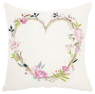"Decorative Mina Victory Life Styles 18"" x 18"" Pillow, , large"