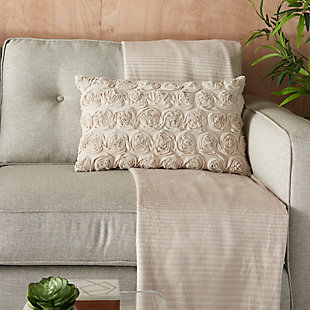 Decorative Mina Victory Life Styles 14 x 24 Pillow, , rollover