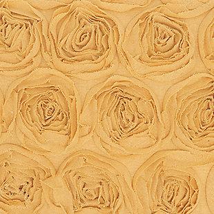 Decorative Mina Victory Life Styles 14x 24 Pillow, Yellow, large