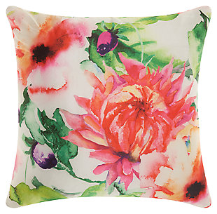 Decorative Mina Victory Outdoor Pillow, , large