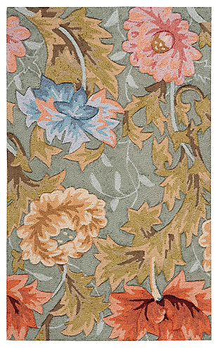 Decorative Nourison Fantasy 3' x 5' Area Rug, , large