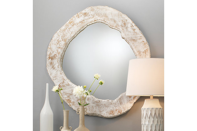 Home Accents Vaughn Mirror, , large