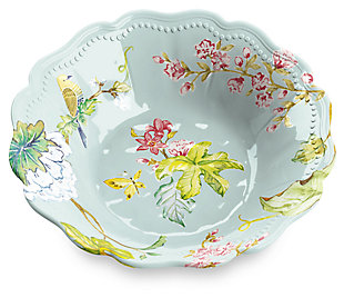 Melamine Spring Chinoiserie Bowl (Set of 6), , rollover