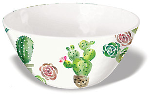 Melamine Desert Garden Bowl (Set of 6), , large