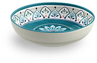 Tarhong Moroccan Medallion Low Bowl (Set of 6), , large