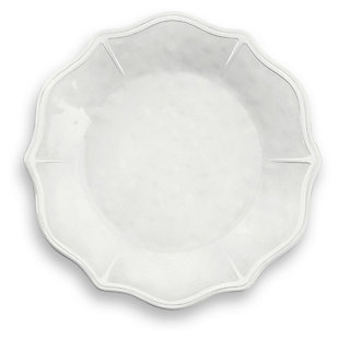 Tarhong Savino Dinner Plate White (Set of 6), , rollover