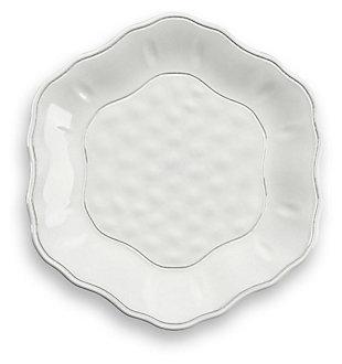 Tarhong Savino Salad Plate White (Set of 6)