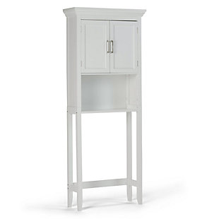 Contemporary Avington Space Saver Bath Cabinet, , large