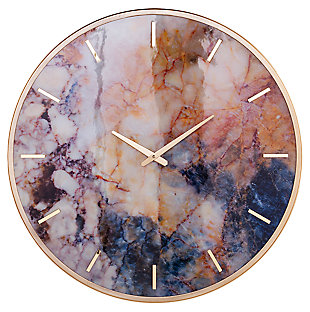 Home Accents Marko Decorative Wall Clock, , large