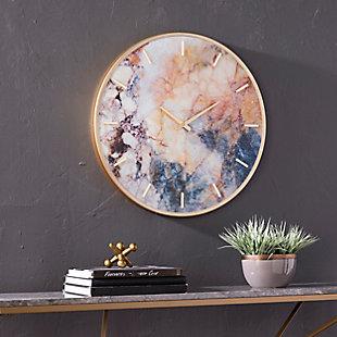 Home Accents Marko Decorative Wall Clock, , rollover