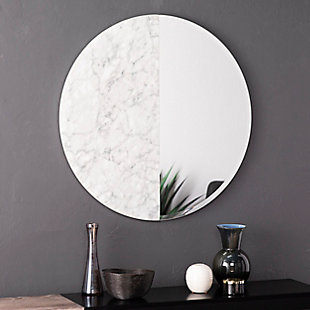 Home Accents Holly & Martin Bowers Round Decorative Miror, , rollover