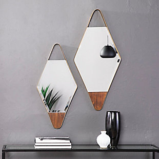 Home Accents Holly & Martin Rawlins Decorative Mirror (Set of 2), , rollover