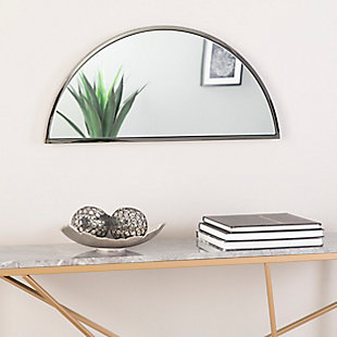 "Home Accents Holly & Martin Decorative Demilune 30"" Mirror, , rollover"