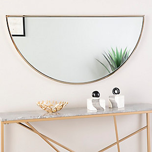 "Home Accents Holly & Martin Decorative Demilune 48"" Mirror, , rollover"