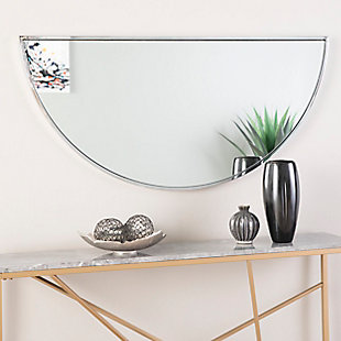 "Home Accents Holly & Martin Decorative Demilune 48"" Mirror, , rollover"