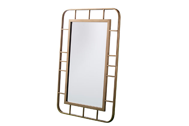 Home Accents Metter Decorative Mirror, , large