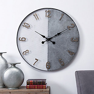 Home Accents Russo Wall Clock, , rollover