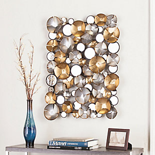 Home Accents Tanner Metal Wall Sculpture, , rollover