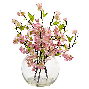 Home Accents Cherry Blossom in Large Vase, , large