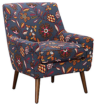 Gerrit Modern Accent Chair, Multi, large