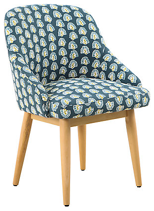 HomePop Riley Accent Chair, , large