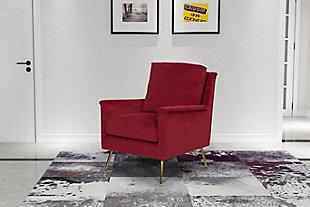 HomePop Modern Armchair, , rollover