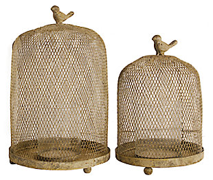Home Accents Candle Holder (Set of 2)