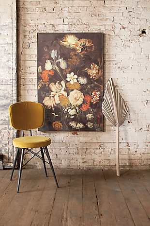 Floral Print Wall Art, , large