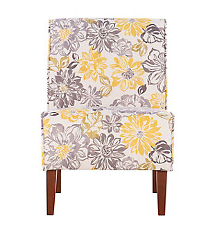 Floral Casey Chair, , large