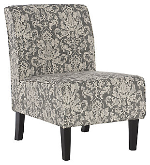 Damask Coco Damask Accent Chair, Multi, large
