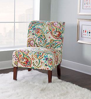 Curved Back Tommlyn Slipper Chair, , rollover