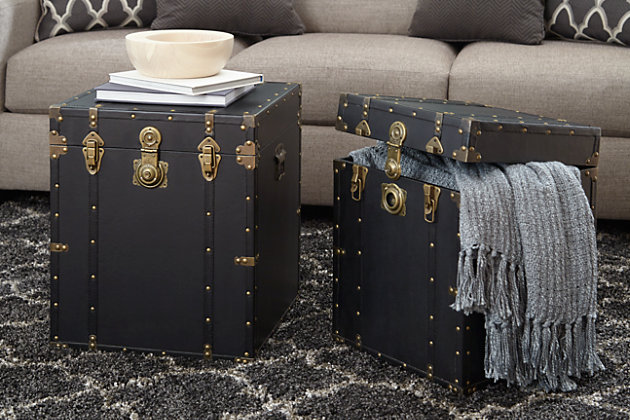 Home Accents Chest (Set of 2), , large