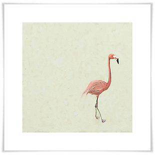 GreenBox Art Flamingo Walk by Cathy Walters Art Prints, , large