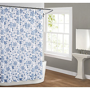 Pem America Cottage Classics Estate Bloom Shower Curtain, , large