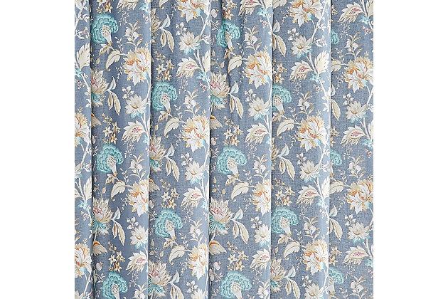 Pem America Cottage Classics Florence Shower Curtain, , large