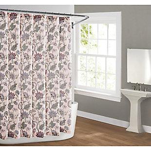 Cottage Classics Cottage Classics Ridgefield Shower Curtain, , large