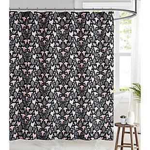 Pem America Brooklyn Loom Galinda Shower Curtain, , large