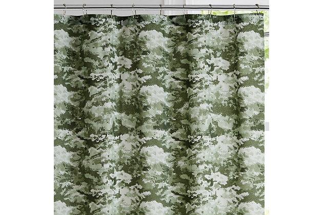 Pem America Brooklyn Loom Sahara Shower Curtain, , large
