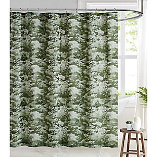 Pem America Brooklyn Loom Sahara Shower Curtain, , rollover