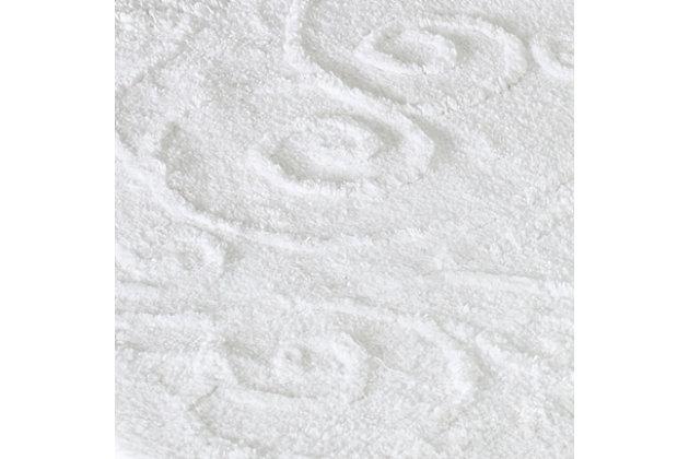 Safavieh SpaPlush Vine Scroll Bath Mats (Set of 2), , large