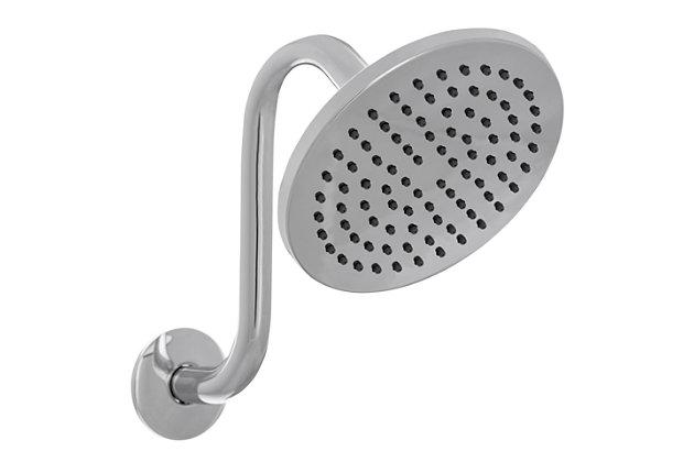 Safavieh Summit Round Bathtub and Shower Faucet Set, , large