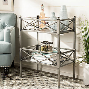 Safavieh Jamese Storage Shelves, , rollover