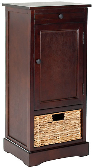 Safavieh Raven Tall Storage Unit, , large
