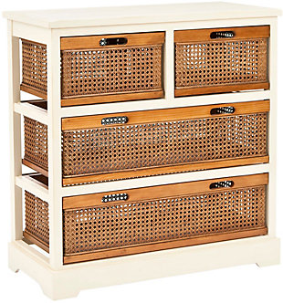 Safavieh Jackson 4 Drawer Storage Unit, , large