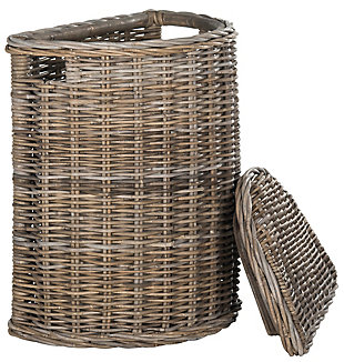 Safavieh Damari Wicker Storage Hamper, , large