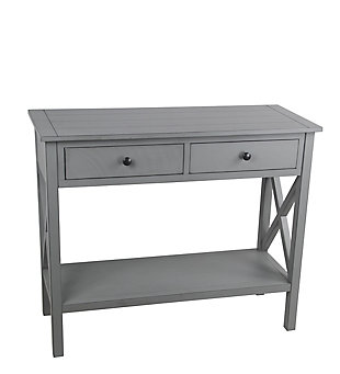 Privilege 2 Drawer Console Table, , rollover