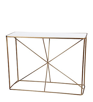Privilege Accent Console with Mirror Top, , large