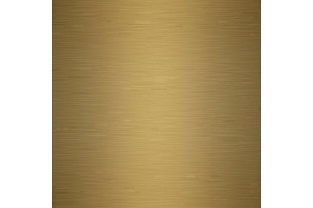 Crosley Aimee Short Etagere, Gold, large