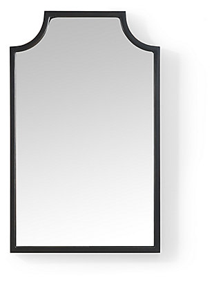 Crosley Aimee Bath Mirror, Oil Rubbed Bronze, large